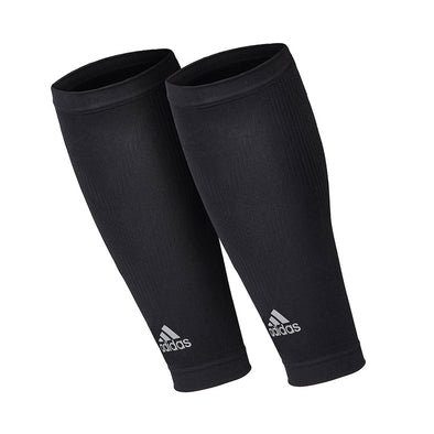 COMPRESSION CALF SLEEVES - BLACK - adidas fitness