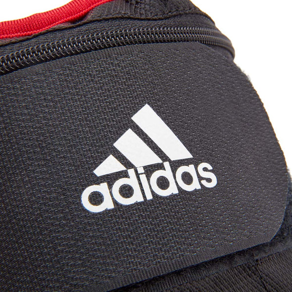 ADJUSTABLE ANKLE WEIGHTS - 1KG - adidas fitness