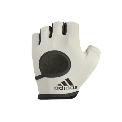 ESSENTIAL WOMENS GLOVE - STONE - adidas fitness