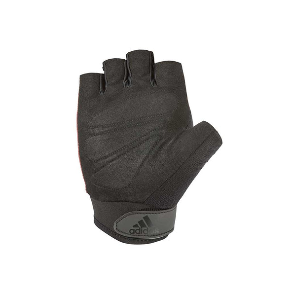 PERFORMANCE WOMENS GLOVE - ORANGE - adidas fitness