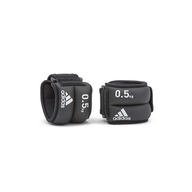 ANKLE/WRIST WEIGHTS 0.5KG - adidas fitness