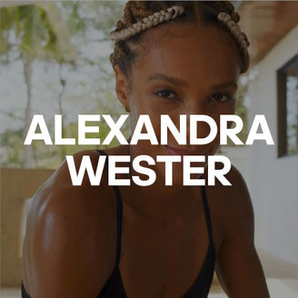 Workout with Alexandra Wester