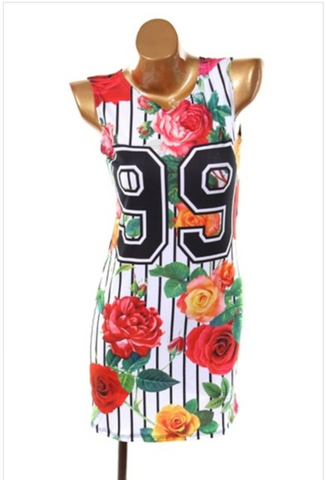 Flower city Dress