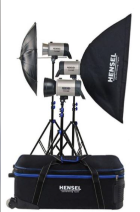 HENSEL INTEGRA PLUS KIT PRO - Studio Kit 50400