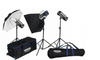 HENSEL D 1500 1500 KIT - Ultimate studio flash kit