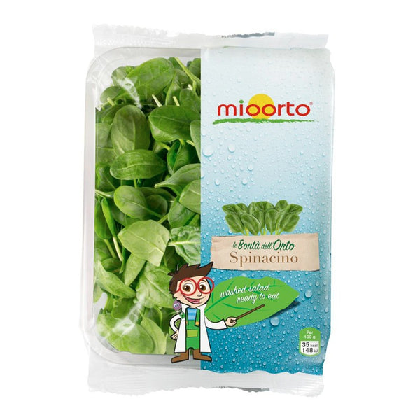 Insalata Spinacino 250gr - Fast Fruit Srl