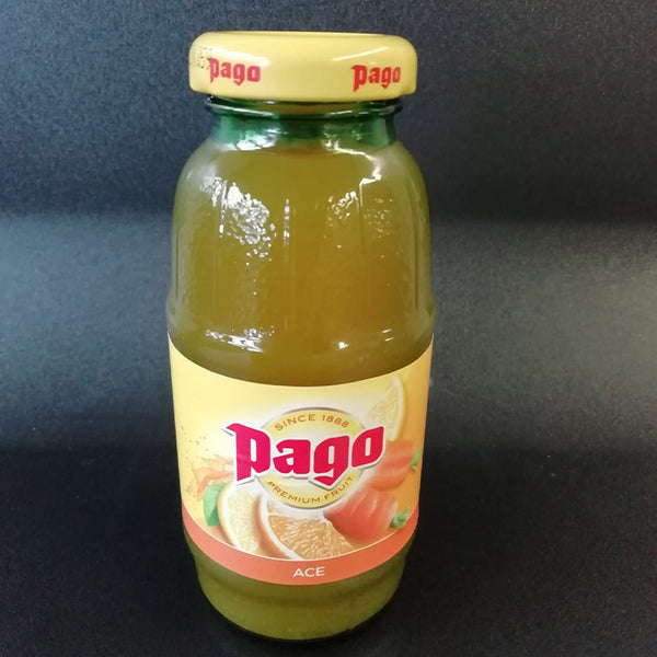 succo pago gusto ace - Fast Fruit Srl
