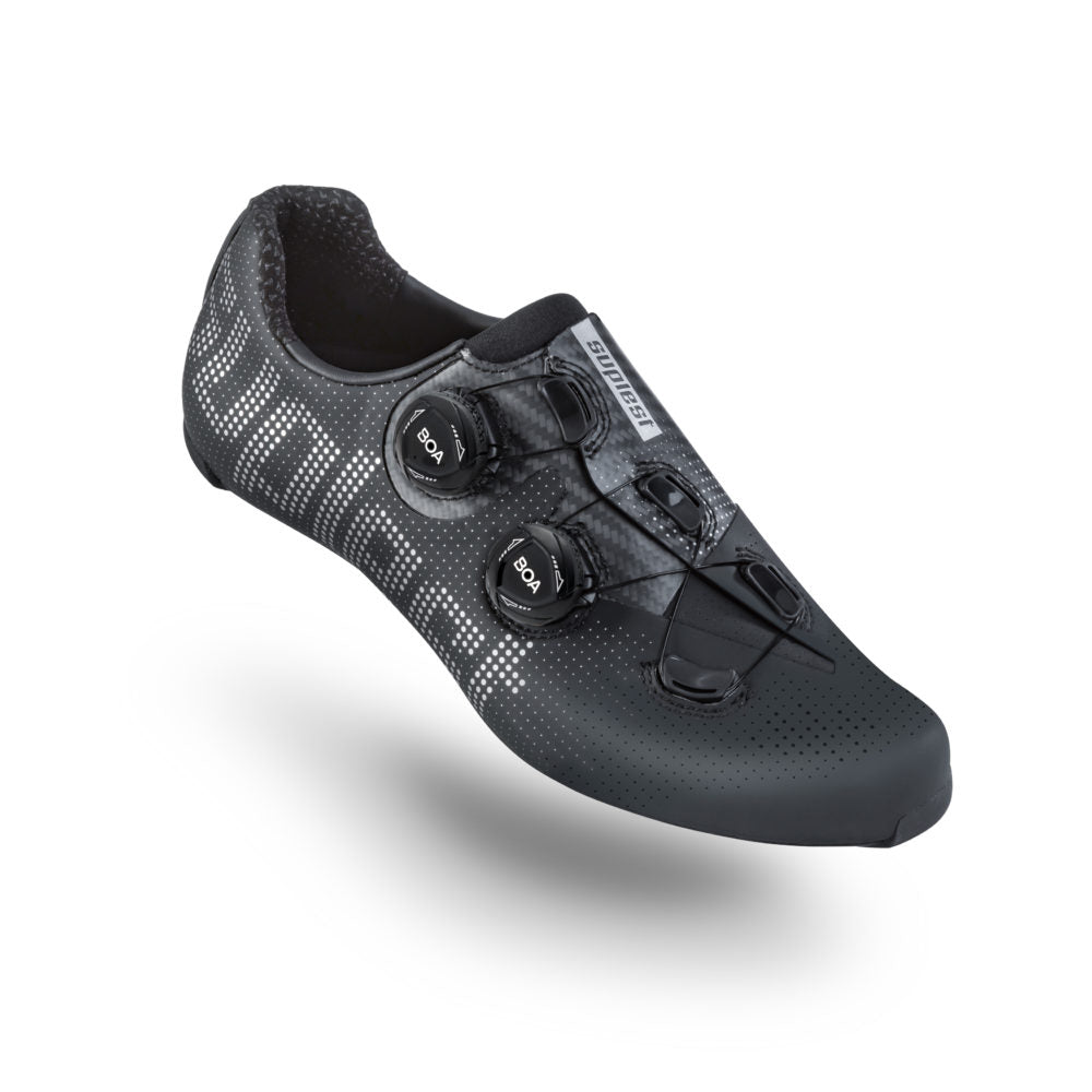 Suplest shoes pro BLACK/SILVER
