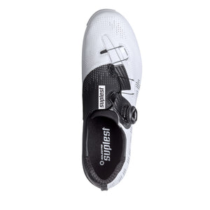 Suplest shoes performance WHITE/BLACK