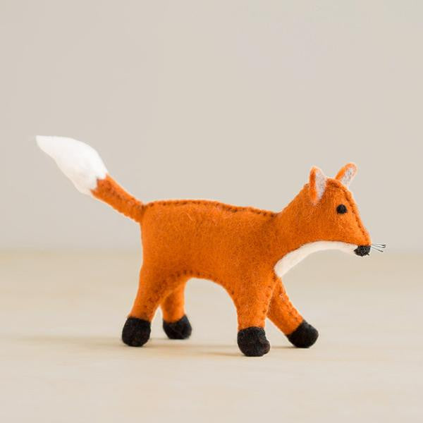 Hand Felted Fox | Limited Edition