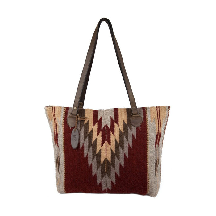 Ochre and Ash Gloria Tote