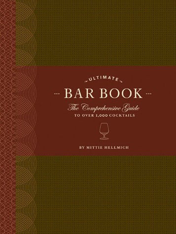 """Ultimate Bar Book"" Book"