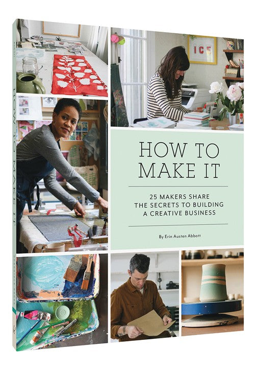 """How to Make It"" Book by Chronicle Books, available at Three Hearts Home"