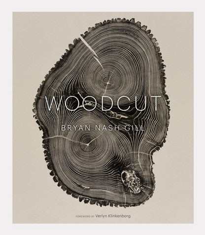 """Woodcut"" Art Book by Bryan Nash Gill"