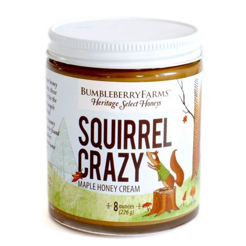 Squirrel Crazy Honey Cream