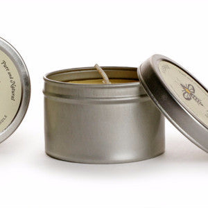 Pure Beeswax Tin | Candle | 100% pure Beeswax