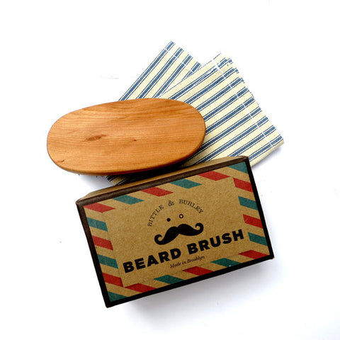 Beard & Mustache Brush