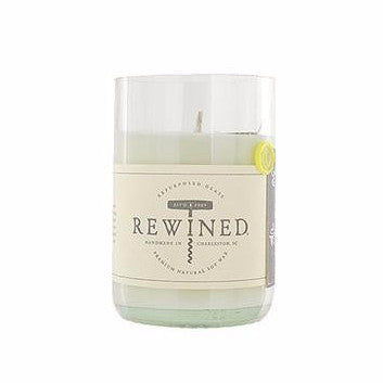 Rewined Candles | Blanc