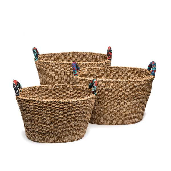 Chindi Handle Basket
