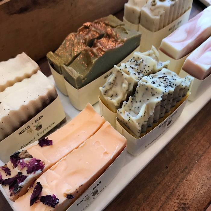 Handmade Cold Processed Soap