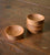 Set of four Small Bamboo Condiment Cups by bambu.  #Handcrafted #FairTrade #Sustainable #ThreeHeartsHome