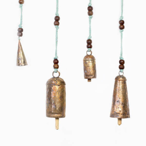Handcrafted Copper Bells