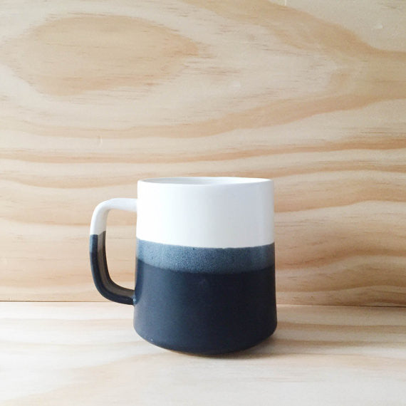 The Danish Mug | Black & White