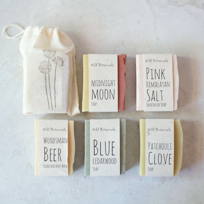 All Natural Cold-Process Soap