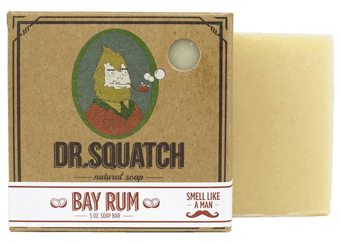 Dr. Squatch Natural Soap | Bay Rum