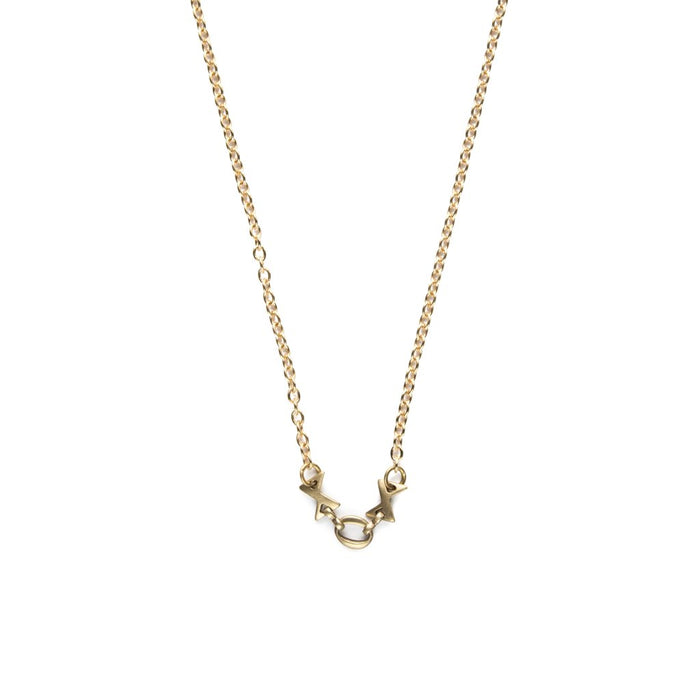 Michelle Starbuck Designs | XO Necklace