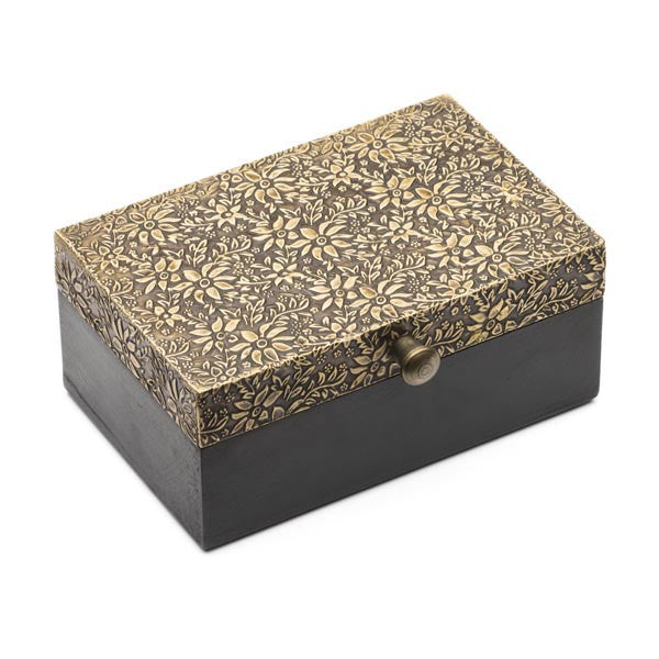 Golden Treasure Box | Small