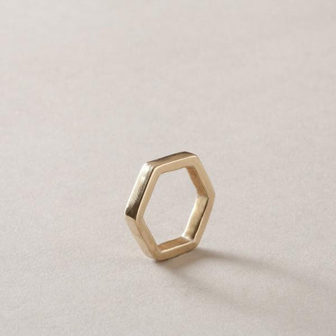 Hexagon Ring