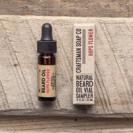 Beard Oil | Hops Flower - 100% All-Natural Handmade
