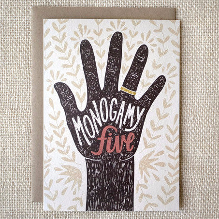 Monogomy Five"