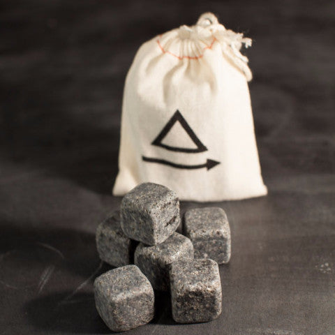 Whiskey Stones | Cognitive Surplus Sipping Stones