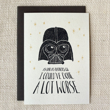 """I Could've Done A Lot Worse"" 
