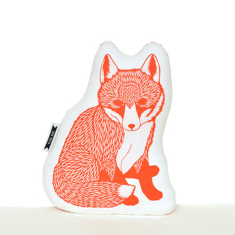 Woodland Pillow | Fox