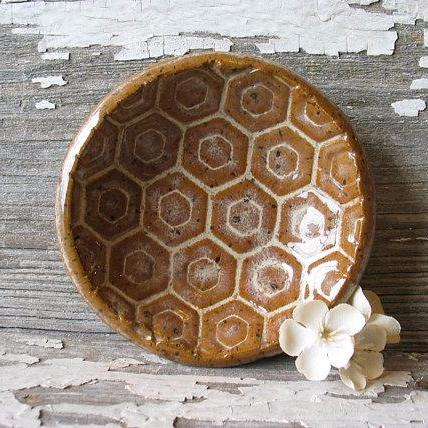 Honeycomb Trinket Dish