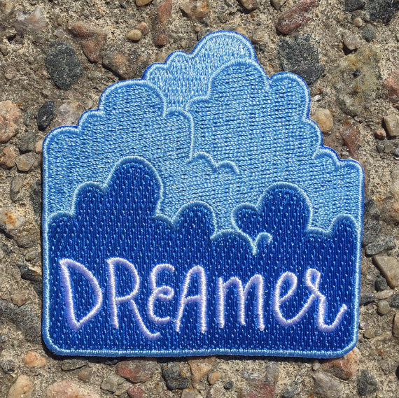 Embroidered Patch | Dreamer