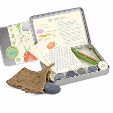 DIY Seed Grow Kit | Kids Stone Soup
