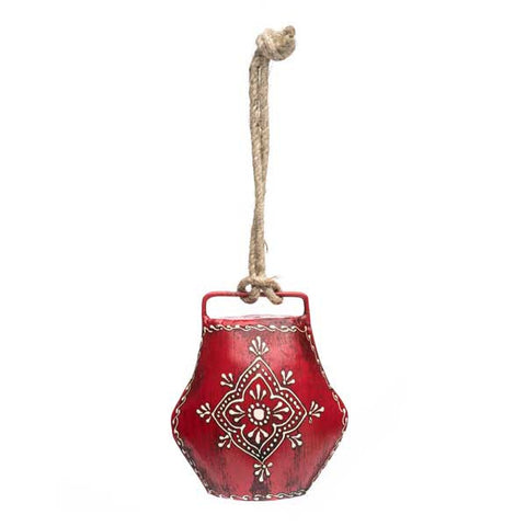 Henna Treasure Bell | Large Red