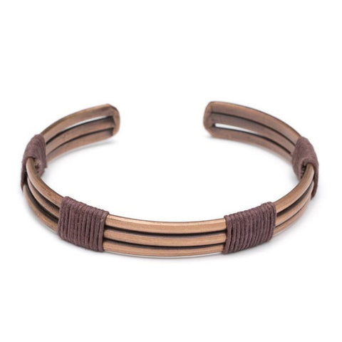 Men's Arjun Cuff | Copper