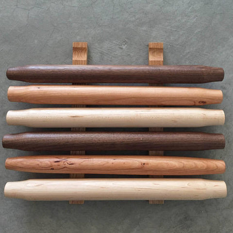 Wooden French Style Rolling Pin