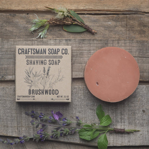 Shaving Soap | Brushwood
