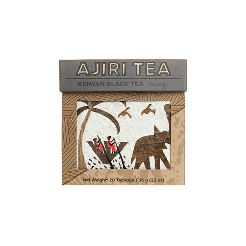 Ajiri Tea | Fair Trade | Kenyan Black Tea