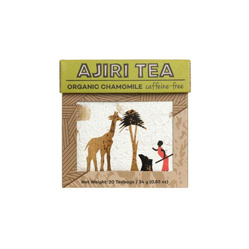 Ajiri Tea | Fair Trade | Organic Chamomile Tea