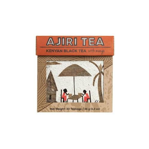 Ajiri Tea | Fair Trade | Kenyan Black Tea with Mango