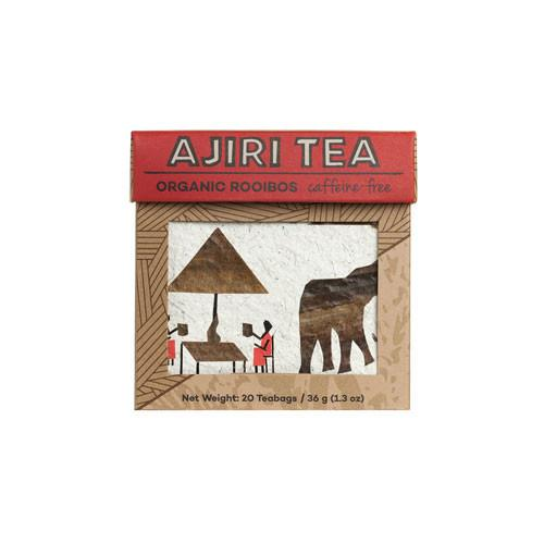 Ajiri Tea | Fair Trade | Organic Rooibos Tea