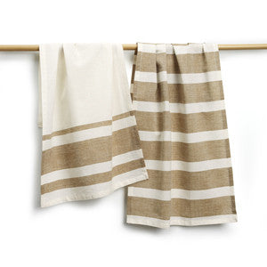 Handmade Tea Towels | Set of Two | Fair Trade