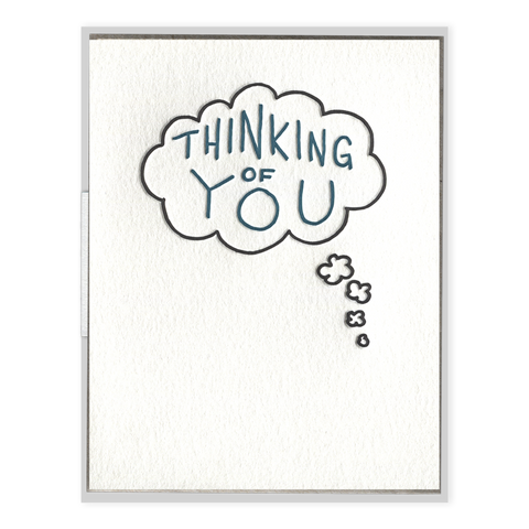 """Thinking of You"" Friendship Card"